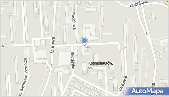 p.w. Św. Aniołów Stróżów, Poznań, os. Kosmonautów 120