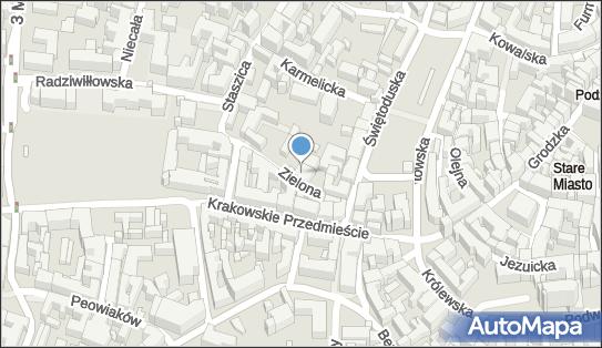 św. Jozafata, Lublin, Zielona 3  - Rzymskokatolicki - Kościół