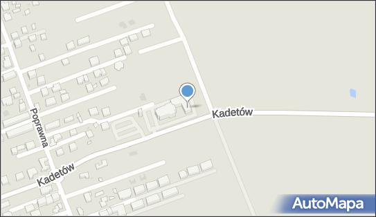 św. Karola Boromeusza, Warszawa, Kadetów 33