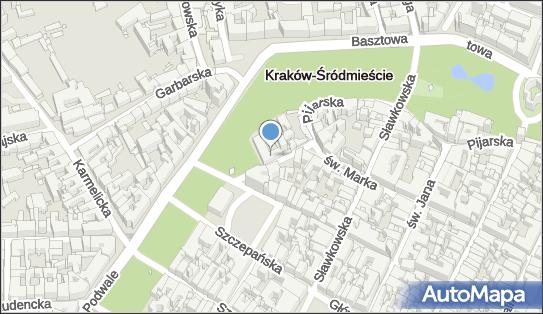 św. Kazimierza Królewicza - Reformaci, Kraków, Reformacka 4  - Rzymskokatolicki - Kościół