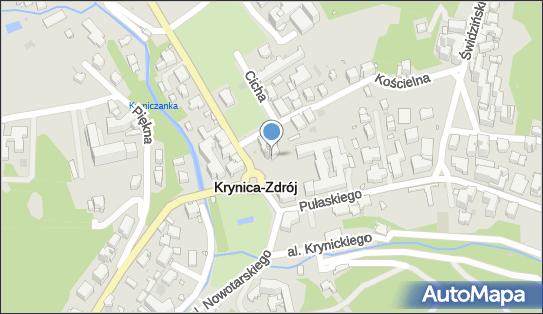 Wniebowzięcia NMP kościół zdrojowy, Krynica-Zdrój