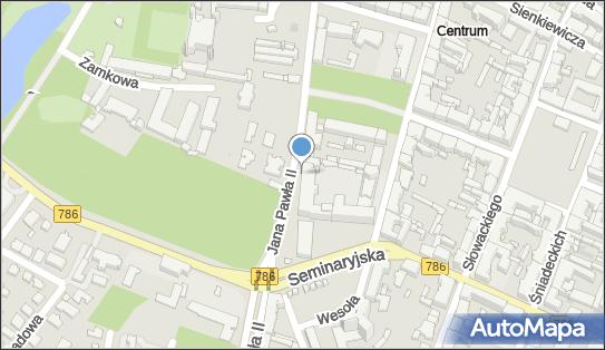 św. Trójcy - Wyższe Seminarium Duchowne, 25-025 Kielce - Rzymskokatolicki - Kościół