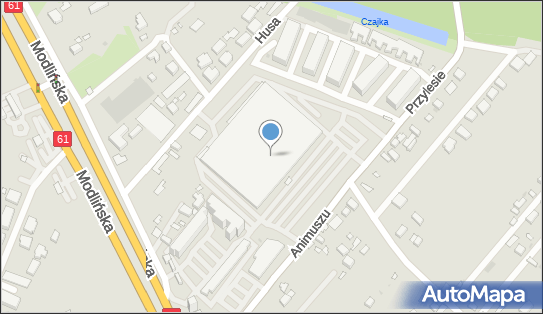Selgros, Warszawa, Przylesie 3