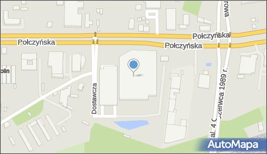 Selgros, Warszawa, Połczyńska 103