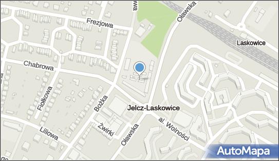 SKOK Kasa Stefczyka, Jelcz-Laskowice, Plac Targowy 16