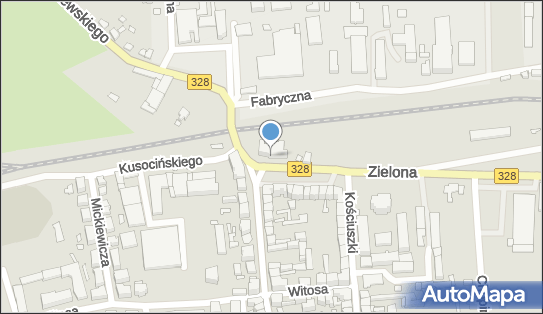 Chojnów - PKP, Chojnów, pl. Dworcowy 8  - Stacja, Dworzec kolejowy
