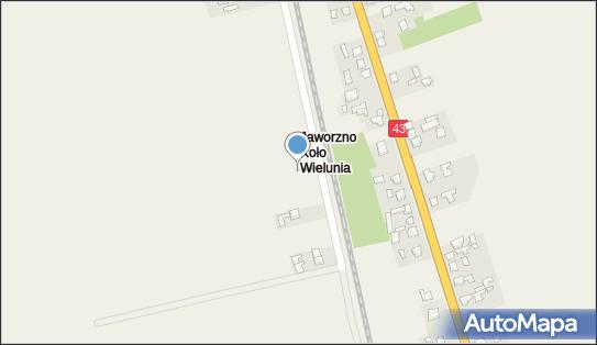 Jaworzno k/Wielunia, Rudniki