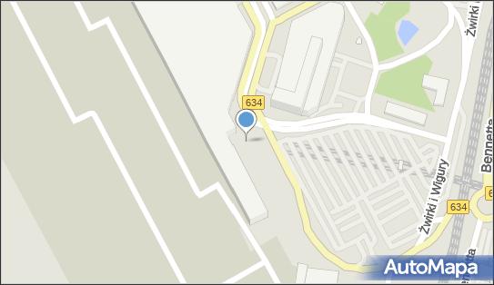 Warszawa Lotnisko Chopina (Okęcie), Warszawa