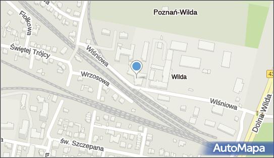 AQUANET, PO/020, Poznań, Wiśniowa 13  - Stacja Kontroli Pojazdów