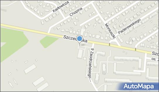 Stacja Kontroli Pojazdów, Stargard Szczeciński - Stacja Kontroli Pojazdów