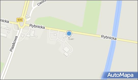 Stacja Kontroli Pojazdów, Racibórz, Rybnicka 61  - Stacja Kontroli Pojazdów
