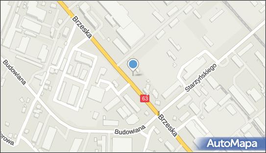 Stacja paliw, Siedlce - Stacja paliw