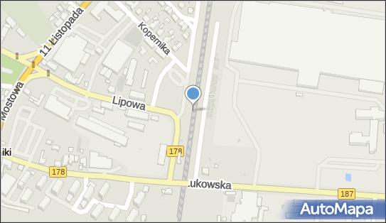 Oborniki Wielkopolskie Miasta, 64-600 Oborniki, Młyńska  - Stacja, Dworzec kolejowy