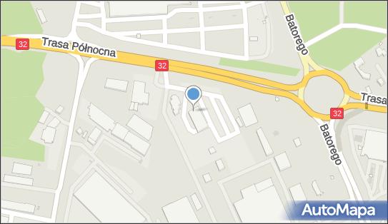 Anneberg,  Zielona Góra, Trasa Północna 1  - Stacja paliw