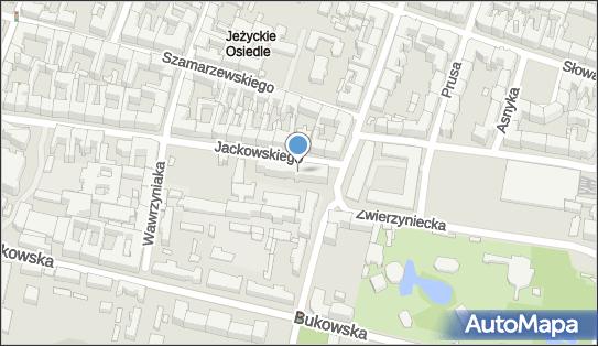 Starostwo Powiatowe, 60-509 Poznań, Maksymiliana Jackowskiego 18 - Starostwo Powiatowe