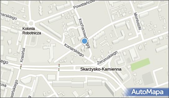 Starostwo Powiatowe, 26-110 Skarżysko-Kamienna, Konarskiego 20  - Starostwo Powiatowe