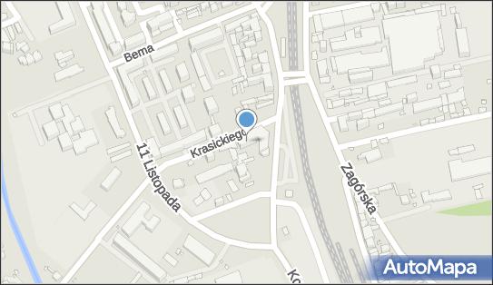 Starostwo Powiatowe, 42-500 Będzin, Ignacego Krasickiego 17  - Starostwo Powiatowe