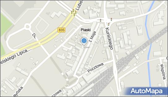 Zakład bukmacherski STS, Lublin, 1 Maja 49/3