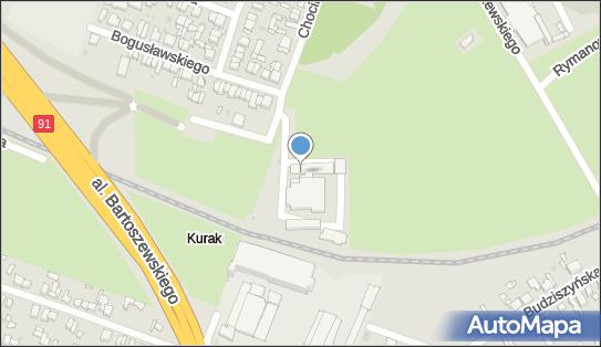 Sala Zgromadzeń Świadków Jehowy, 93-534 Łódź, Chocimska 4  - Świadkowie Jehowy