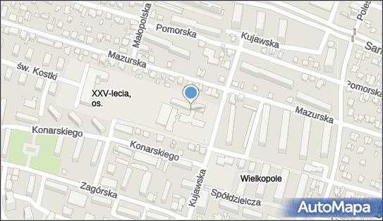 nr 24 w ZSO nr 12, Kielce, Kujawska 18