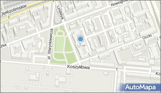 Szpital Kliniczny Dzieciątka Jezus, Warszawa, Williama Lindleya 4  - Szpital