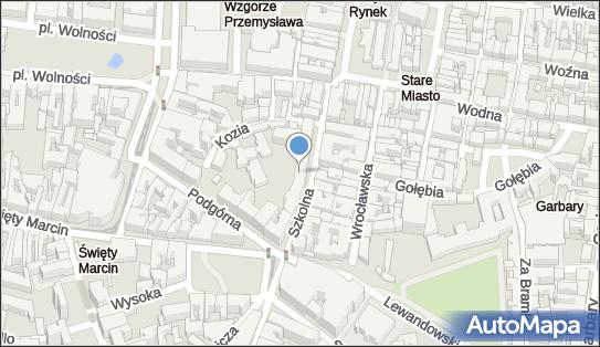 Szpital Miejski im. J. Strusia, Poznań, ul. Szkolna 8