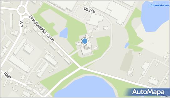 Szpital Powiatowy, 11-400 Kętrzyn, Marii Skłodowskiej-Curie 2  - Szpital