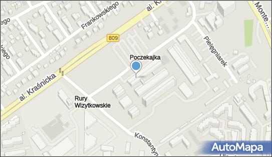 Wojewodzki Szpital Specjalistyczny, Lublin, al.Krasnicka 100