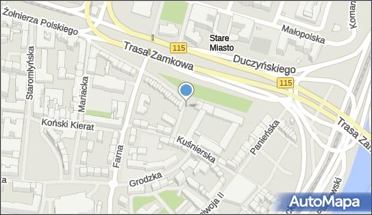 Urząd Marszałkowski, Szczecin, Korsarzy 34  - Urząd lokalny, gminny