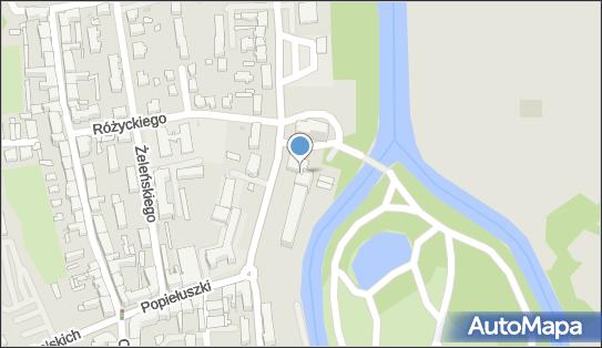 Urząd Miasta / Wydział Komunikacji, Piła, al. Niepodległości 33  - Urząd Miasta
