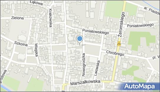 Urząd Stanu Cywilnego, Drezdenko, Warszawska 1