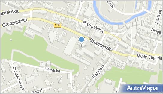USC, Bydgoszcz, Grudziądzka 9-15
