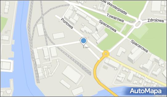 SMOC Port Morski, 78-100 Kołobrzeg, Portowa 41  - Urząd Celny