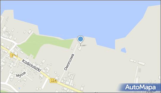 Bosmanat Portu, 72-022 Nowe Warpno, Dworcowa 7  - Urząd lokalny, gminny