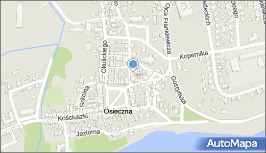 Urząd Miasta i Gminy, 64-113 Osieczna - Urząd Miasta i Gminy