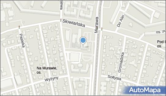 Wydział Komunikacji,  Poznań, Gronowa 22a  - Urząd Miasta