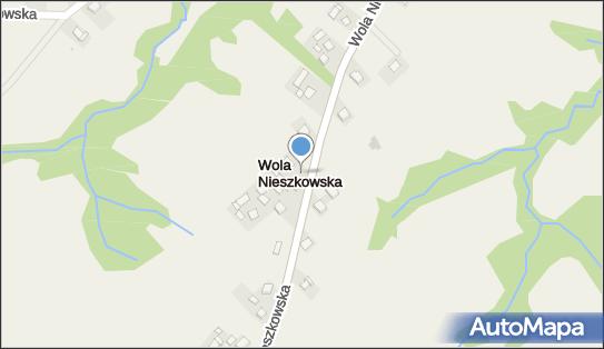 Wyciąg Wola,  Wola Nieszkowska - Wyciąg narciarski