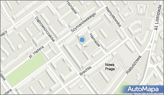 Cyklinowanie Warszawa, Warszawa, Karola Szymanowskiego 4A