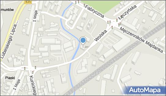 Zakład energetyczny, 20-411 Lublin ZE Lublin -Miasto, Wolska 12  - Zakład energetyczny