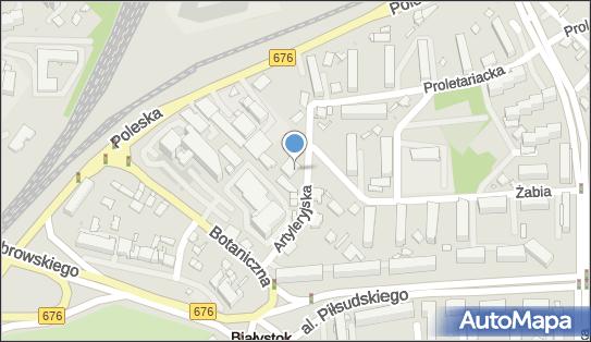 Dom Pogrzebowy Szymborscy, 15-875 Białystok, Artyleryjska 9  - Zakład pogrzebowy