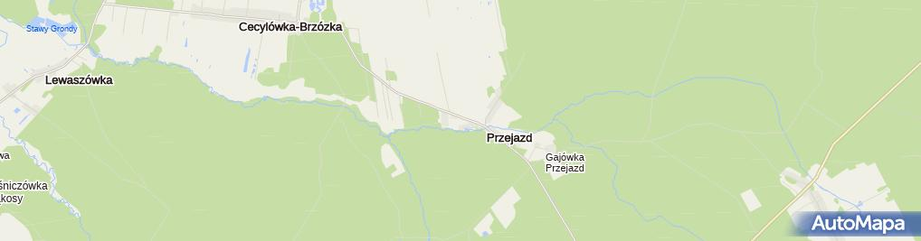 Zdjęcie satelitarne Tatro-bet