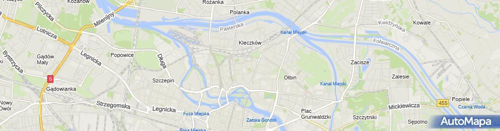 Zdjęcie satelitarne MONAR