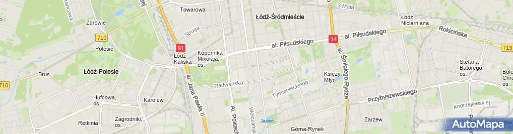 Zdjęcie satelitarne ING