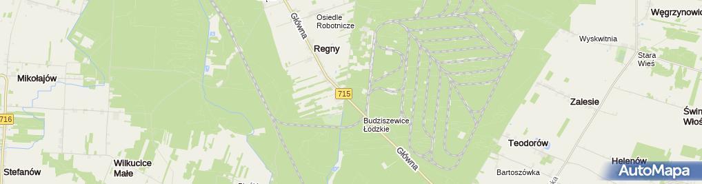 Zdjęcie satelitarne JW-1530 Regny