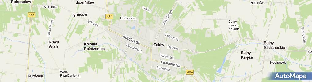 Zdjęcie satelitarne TWÓJ DOM