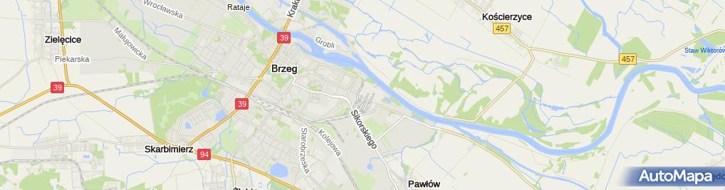 Zdjęcie satelitarne Kammed