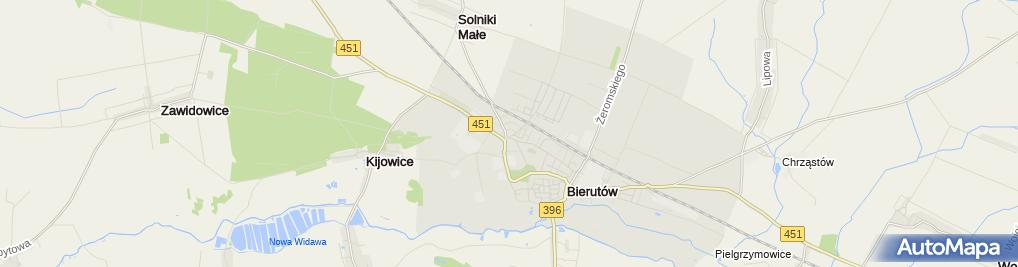 Zdjęcie satelitarne Markus