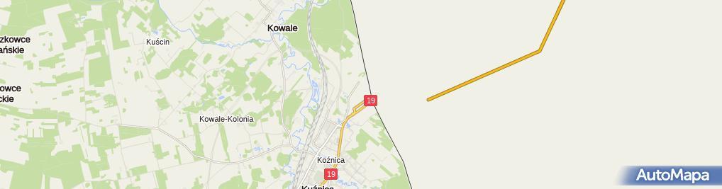 Zdjęcie satelitarne SG