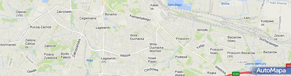Zdjęcie satelitarne Nr 90 w ZSO Integracyjnych Nr 7