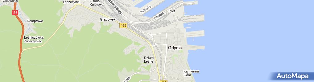 Zdjęcie satelitarne Nokia